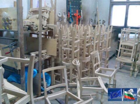 Фабрика кресла — экспорт Англия - Фото 1