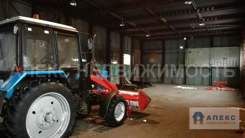 Аренда помещения пл. 458 м2 под склад, автосервис, производство Мытищи . - Фото 5
