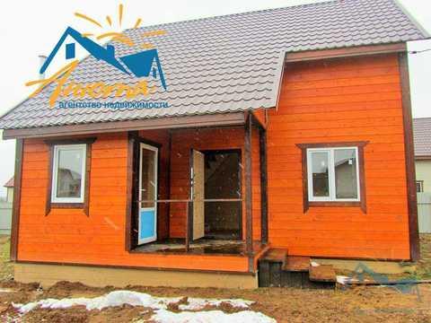 Дом с газом в селе Совхозе Победа Жуковского района - Фото 1