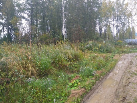 Продается участок, поселок Матросова - Фото 1