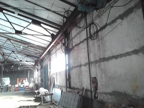 Производственно-складское здание 1000 кв.м, земли 28 соток - Фото 3