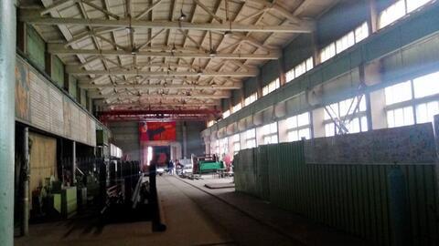 Производственая база.8000кв.м. предприятие.теплые цеха.линии - Фото 1
