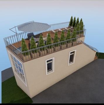 Участок на Савельева с проектом дома. - Фото 4