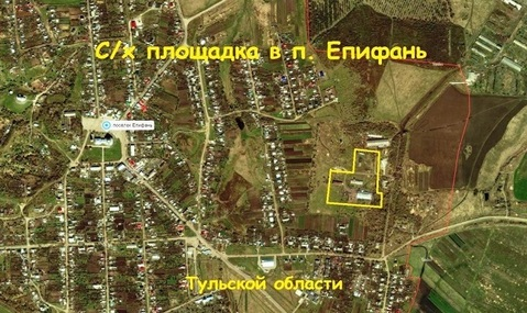Продажа псн, Епифань, Кимовский район - Фото 4
