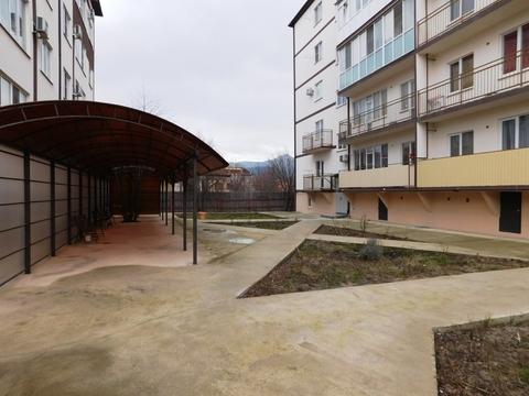 Купить однокомнатную квартиру под чистовую отделку в Новороссийске - Фото 1