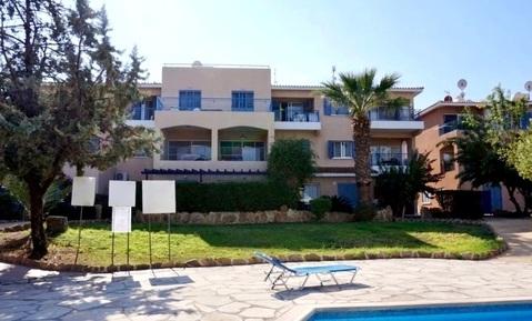 Трехкомнатный апартамент в востребованном комплексе в Като Пафосе - Фото 2