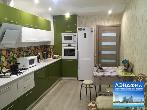2 комнатная квартира, 2 проезд Блинова, 6, Купить квартиру в Саратове по недорогой цене, ID объекта - 320362287 - Фото 1