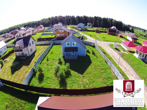 Продажа дома 140 м2 на участке 8 соток - Фото 4