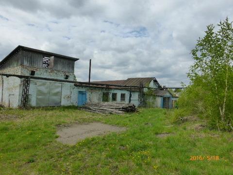 Продается Промышленные земли. , Тотьма Город, Запольная улица 17а - Фото 1