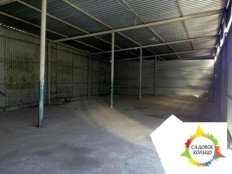Под склад, неотапливаемый, выс.:5,5 м, пол бетон, ворота, терр. огорож - Фото 5