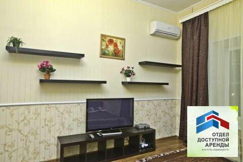 Квартира ул. Демьяна Бедного 52, Аренда квартир в Новосибирске, ID объекта - 317507074 - Фото 1