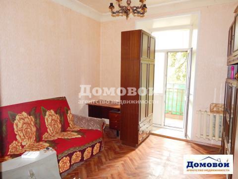 Отличная комната с балконом в центре Серпухов, ул. Советская - Фото 1