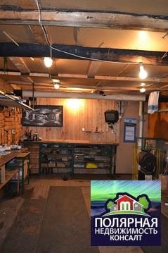 Продается кирпичный гараж в г.Кола - Фото 1