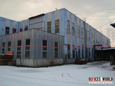 Производство, 22772 кв.м. - Фото 1