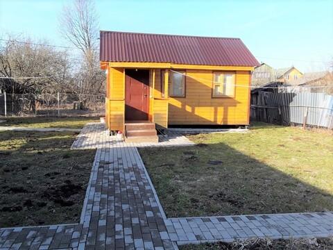 Дача на участке 4.5 сотки рядом с д.Дроздово - Фото 1