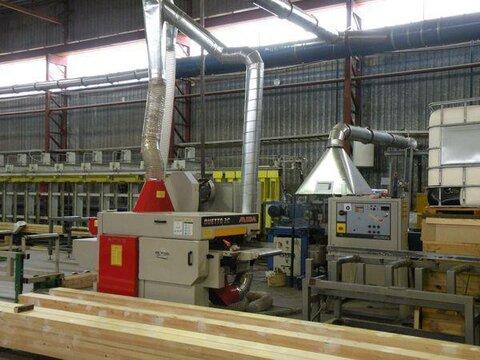 Производственный комплекс погонажных изделий и производства домов - Фото 1