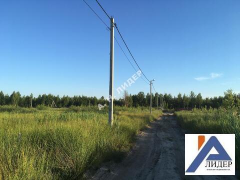 Участок на землях населенных пунктов. в Электрогорске - Фото 1