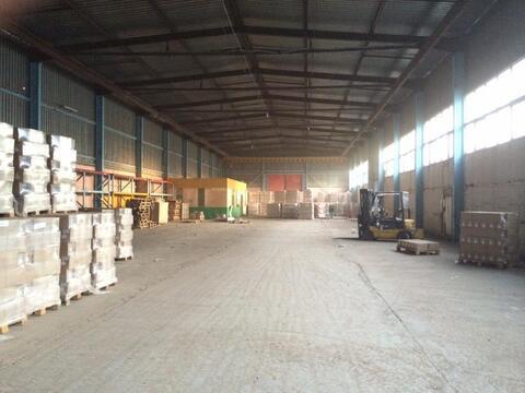 Сдам складское помещение на Михайловском шоссе