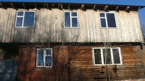 Часть дома пл. 42.1 на земельном участке 7 соток в г. Кашира, М.О. - Фото 2