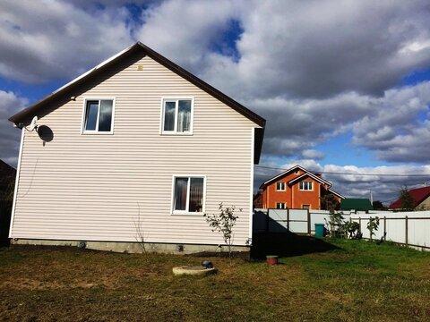 Продаётся дом 135м на участке 7сот. в Клишеве - Фото 4