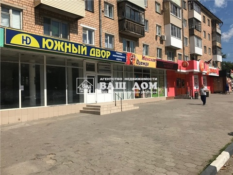 Торговое помещение по адресу ул. Первомайская 12 - Фото 2