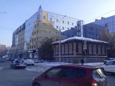 Аренда офиса, Тюмень, Ул. Комсомольская - Фото 1