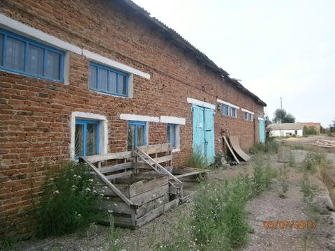 Производственное помещение в Толбазах - Фото 1