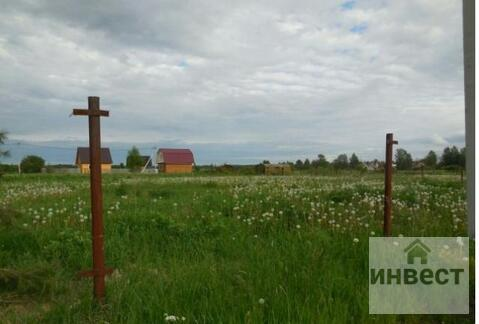 Продается земельный участок 10 соток , г.Наро-Фоминск, СНТ Березки - Фото 2