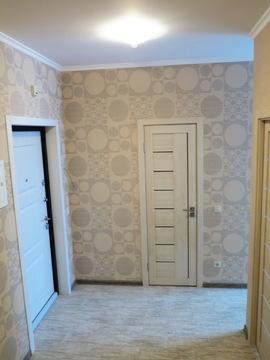 1-комнатная квартира 38.2 кв.м, с евро ремонтом. - Фото 4