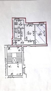 Продам двухкомнатную (2-комн.) квартиру, Большой Сампсониевский пр-. - Фото 1