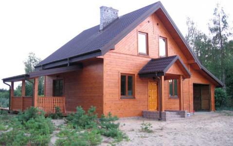 Коттедж 107кв м с гаражом Нагаево - Фото 1