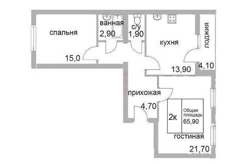 Продажа квартиры, Тюмень, Ул. Избышева, Купить квартиру в Тюмени по недорогой цене, ID объекта - 306274004 - Фото 1