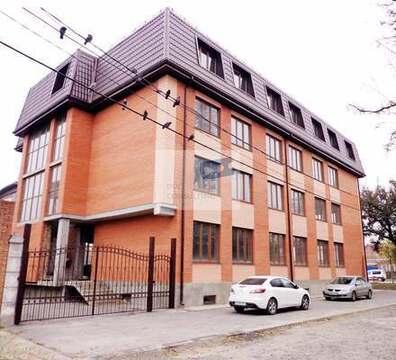 Цоколь 289,3 кв.м. в новом офисном здании на пл.Дорожных строителей - Фото 1