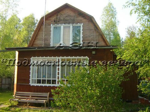 Ленинградское ш. 75 км от МКАД, Плюсково, Дача 105 кв. м - Фото 1