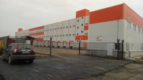 Современный производственно-складской комплекс в Чеховском р-не - Фото 1