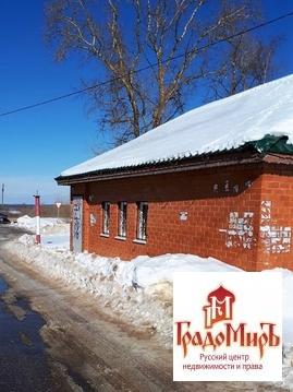 Продается торговое помещение, Шабурново д, 80м2 - Фото 1