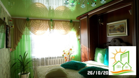 Квартира, мкр. Пионерный, д.52 - Фото 1