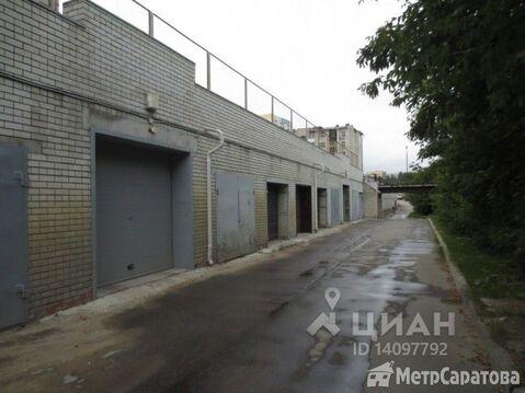 Продажа гаража, Саратов, Проспект Имени 50 лет Октября - Фото 1