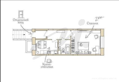 Продается квартира, Нахабино рп, 38м2 - Фото 5