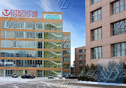 Сдам офис 190 кв.м, БЦ класса B+ «Омега Плаза, строение 6» - Фото 1