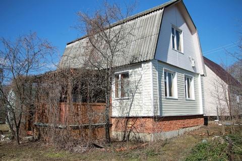 Бревенчатая Дача 75 кв.м. на опушке леса вблизи села Юсупово - Фото 1
