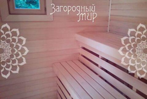 Участок с баней. Симферопольское ш, 44 км от МКАД, Столбищево. - Фото 2