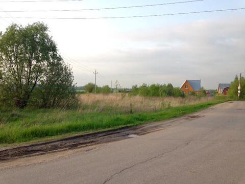 Продам участок 50 сот. пром назначения вдоль дороги, Домодедово - Фото 2
