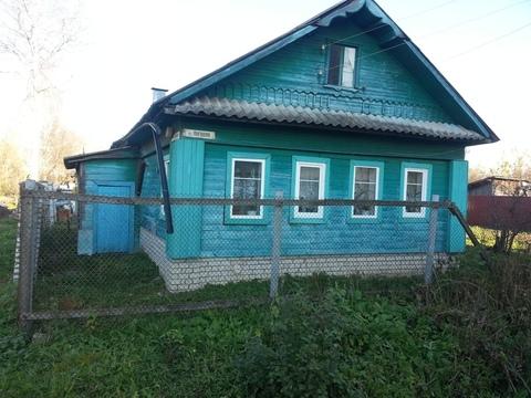 Продаётся дом на зем. участке 6 соток в г. Кимры по ул.Луговая - Фото 1
