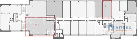 Аренда офиса 213 м2 м. Рязанский проспект в бизнес-центре класса А в . - Фото 2