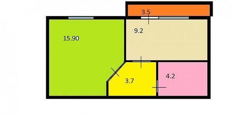 Продажа квартиры, Яблоновский, Тахтамукайский район, Бжегокайская . - Фото 4