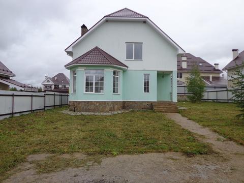 Продам 2-х этажный дом 210м и 8 соток в Уварово 20 км по Киевскому ш - Фото 2