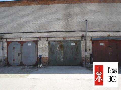Продам капитальный гараж ГСК Сибирь № 228, ул. Пасечная 3к1, мкр. Щ - Фото 1
