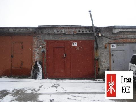 Продам капитальный гараж. ГСК Строитель № 301, Щ Академгородка - Фото 1
