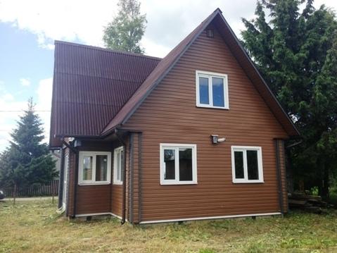 Дом из клеёного бруса, участок 30 соток, Рузский городской округ - Фото 4